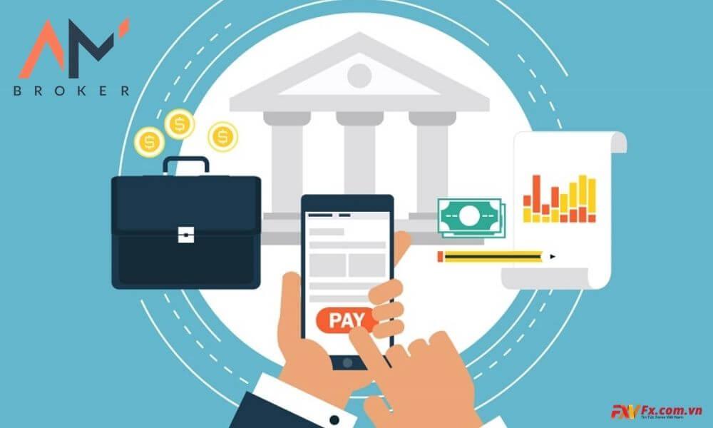 Phương thức nạp và rút tiền của sàn AM Brokers