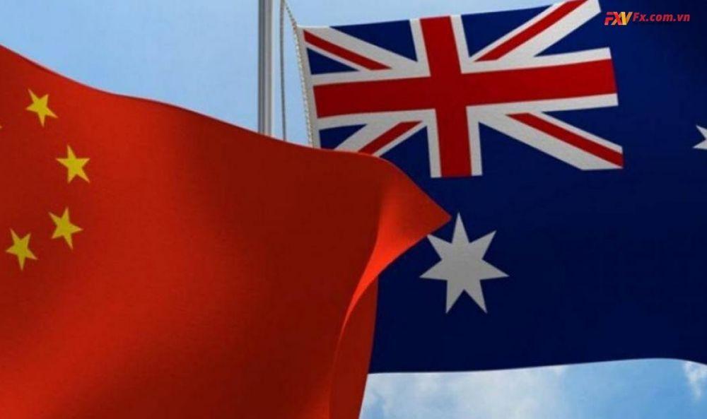Quan hệ ngoại giao giữa Úc và Trung Quốc
