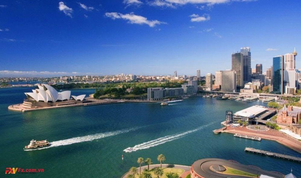 Sự biến động trong kinh tế Úc