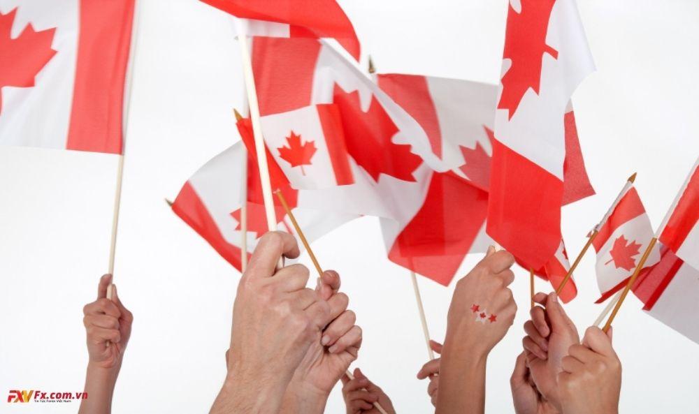 Sự kiện và số liệu của Canada