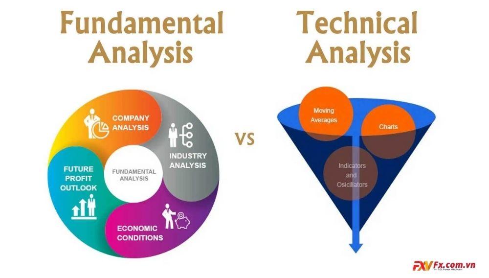 So sánh giữa phân tích cơ bản và phân tích kỹ thuật