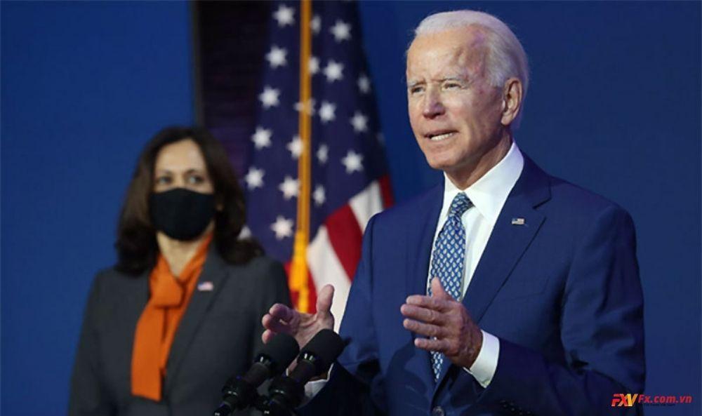 Tổng thống hiện tại của Hoa Kỳ - Ông Joe Biden