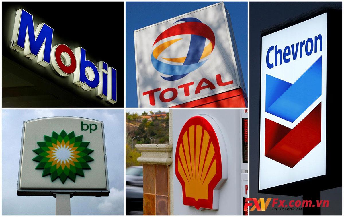 Các công ty dầu lớn tại Mỹ