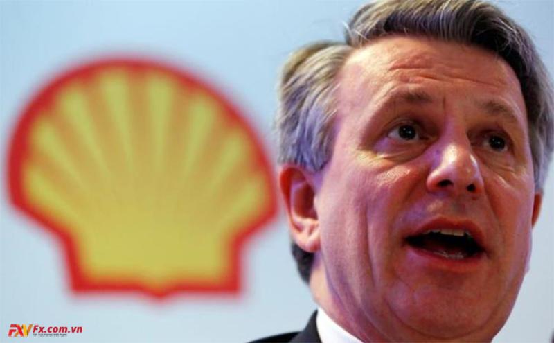 Giám đốc điều hành Royal Dutch Shell, Ben van Beurden