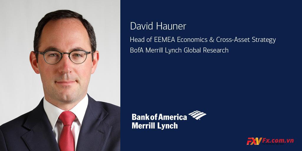 David Hauner - Nhà chiến lược tài sản chéo của EEMEA