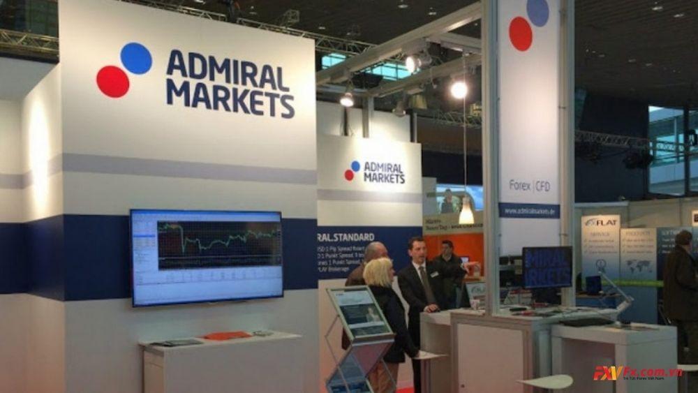 Admiral Markets - Sàn ECN uy tín nhất