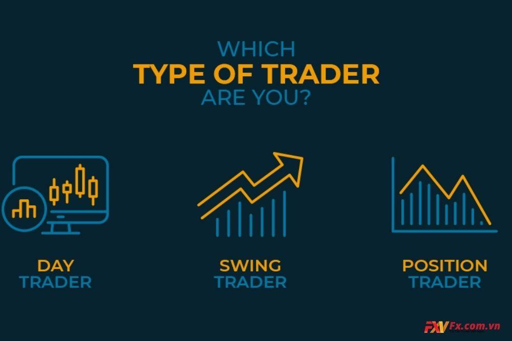 Các loại phong cách giao dịch phù hợp dành cho nhà giao dịch