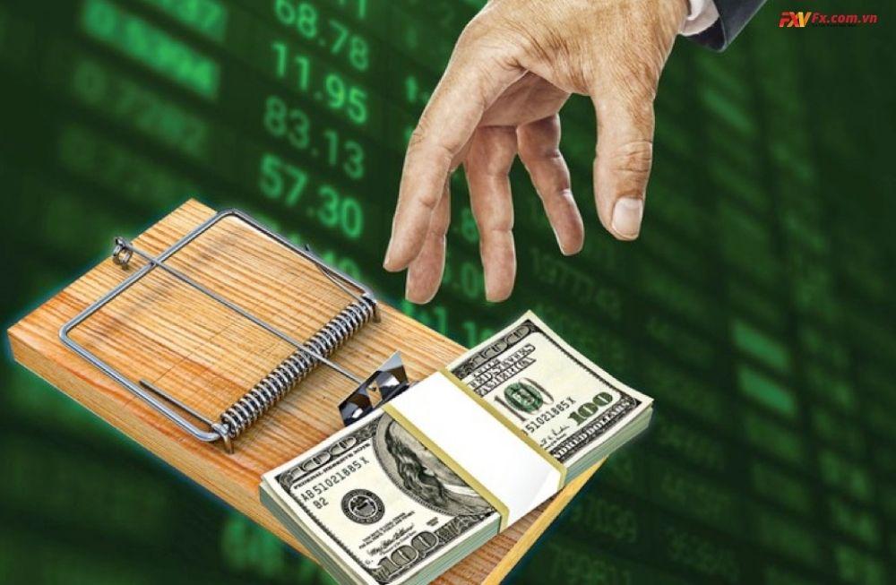 Các loại tài khoản và mức chênh lệch của FGMarkets