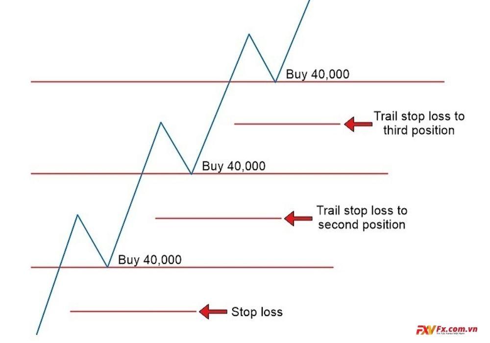 Cách tăng gấp đôi hoặc nhân ba lợi nhuận trong chiến lược Pyramid