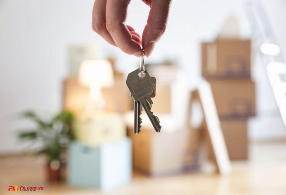 Chủ nhà ở Anh do dự trong việc bán nhà