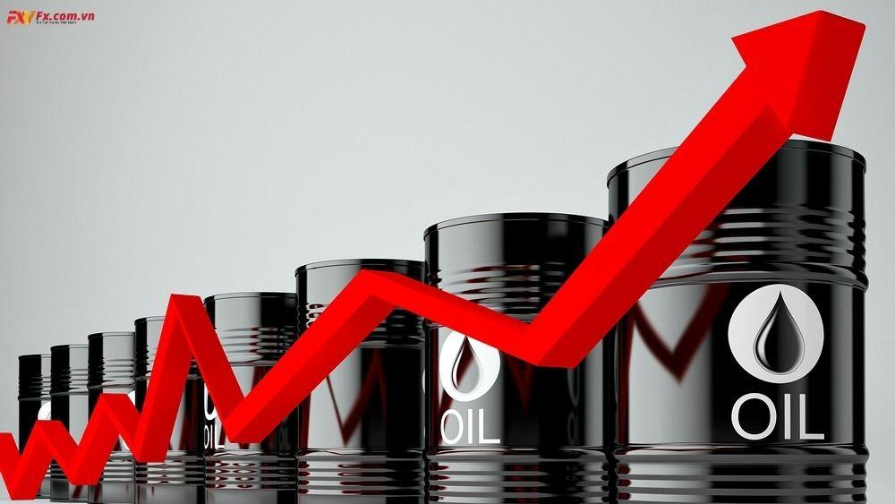 Giá dầu thay đổi, dự đoán đà tăng kéo dài