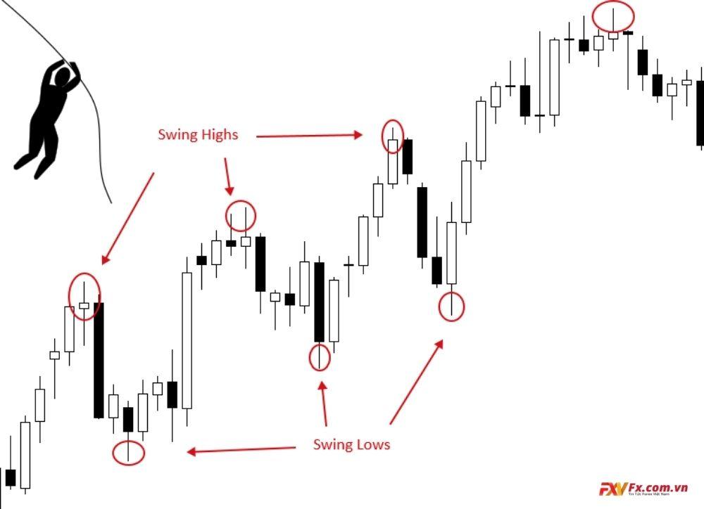 Giả sử về phương pháp giao dịch Swing trong ngoại hối