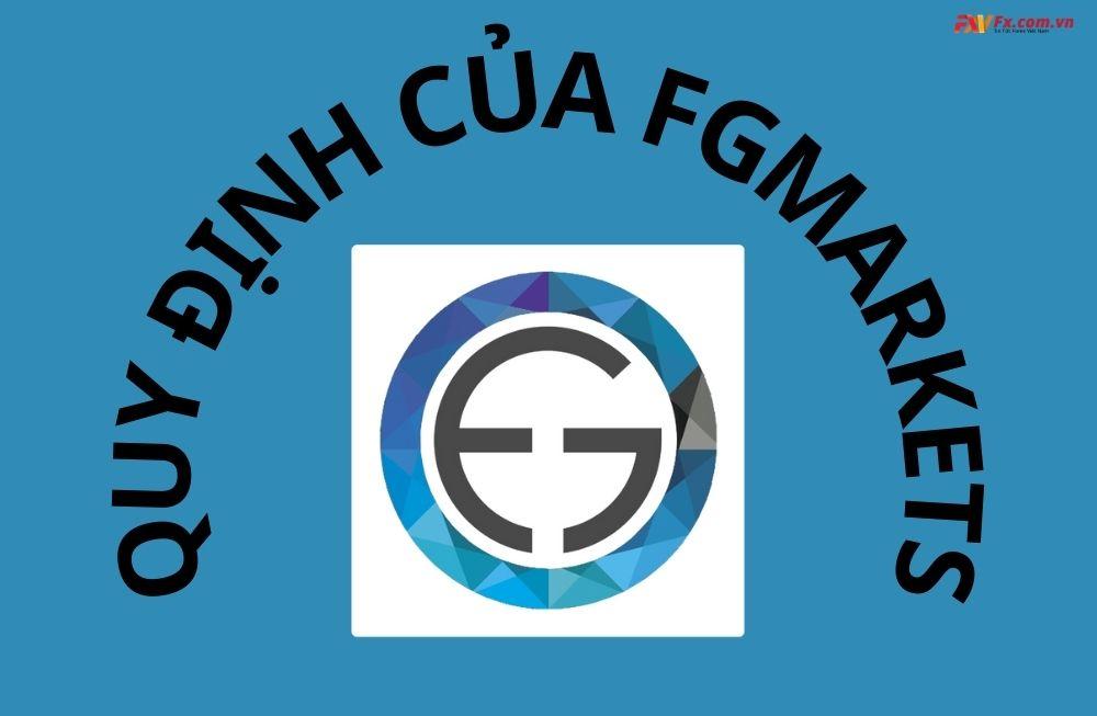 Giấy phép quy định của FGMarkets