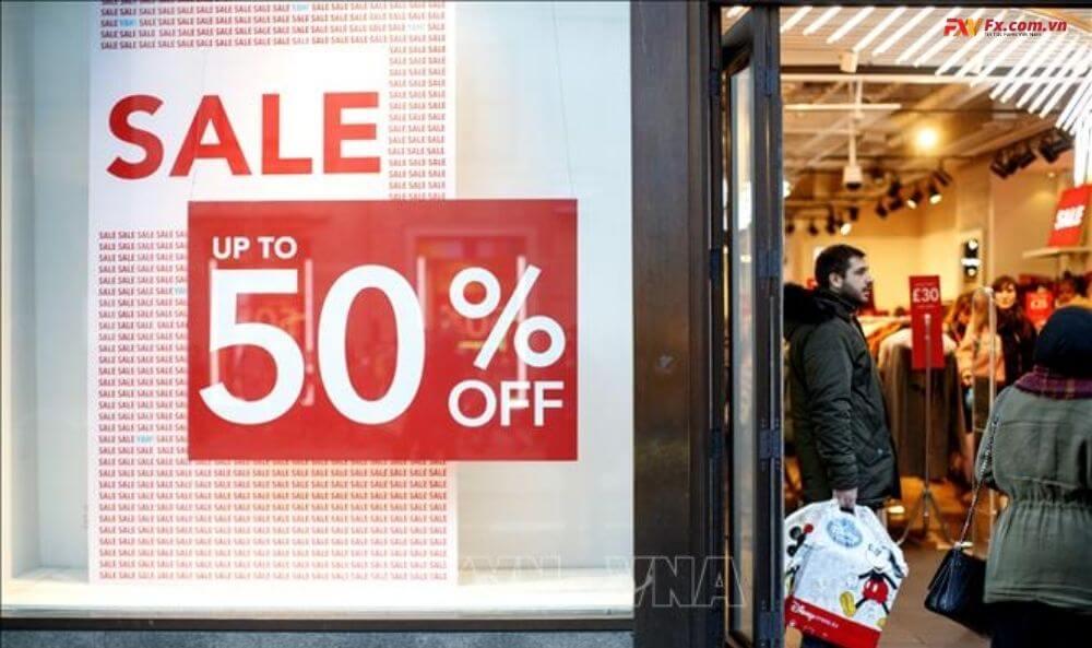 Những cửa hàng tại Anh được Chính phủ hỗ trợ