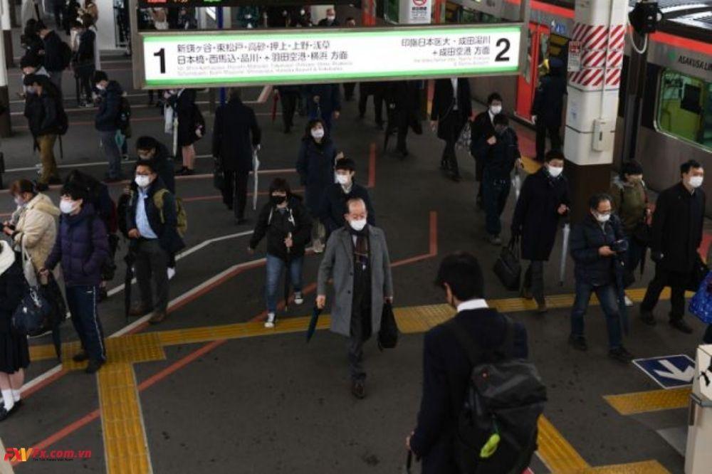 Những diễn biến trong nền kinh tế Nhật Bản
