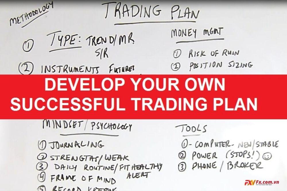 Những lợi ích khi giao dịch có kế hoạch