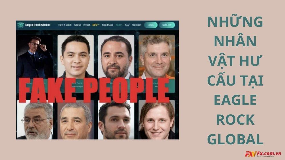Những người đứng sau Eagle Rock Global