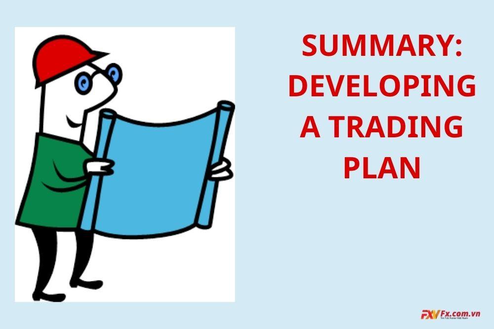 Tổng kết kế hoạch giao dịch trên thị trường Forex