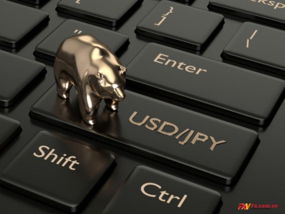Triển vọng kỹ thuật ngắn hạn USD/JPY