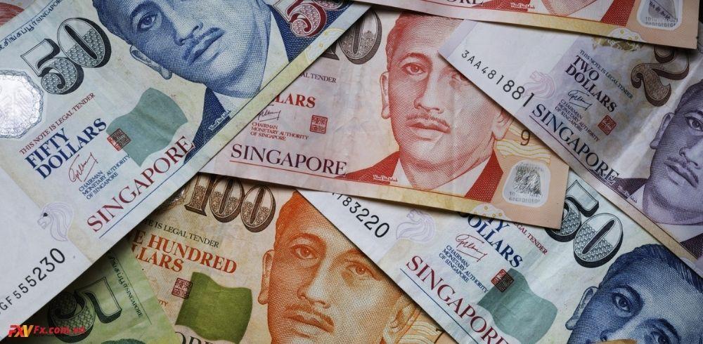 Đồng Đô la Singapore tăng so với Đô la Mỹ
