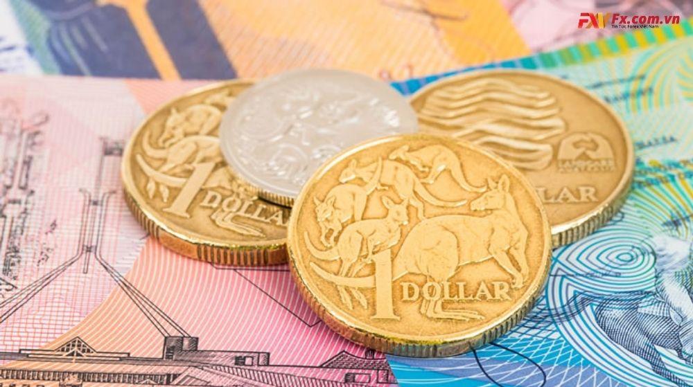 Đồng đô la Úc suy yếu sau con số lạm phát ấn tượng