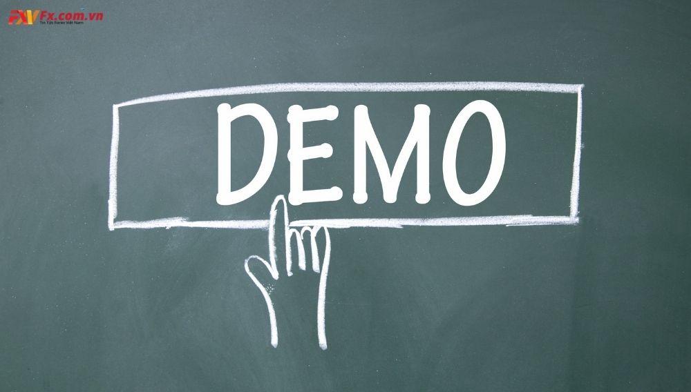 Cách hoạt động của tài khoản demo