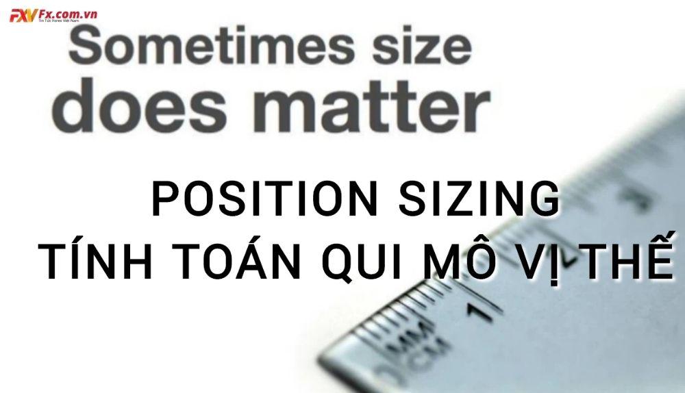 Công cụ tính kích thước vị thếCông cụ tính kích thước vị thế