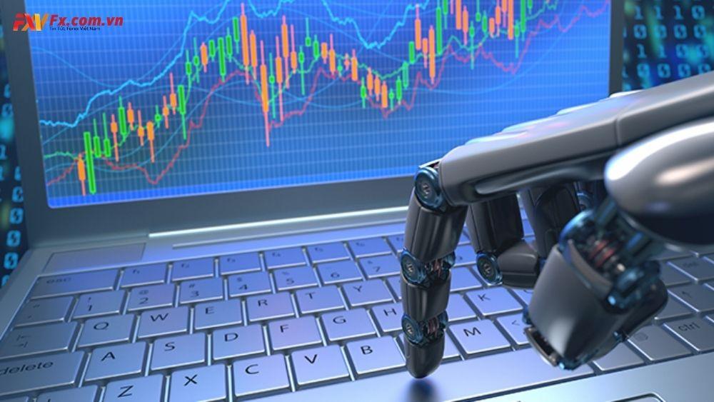 Chỉ nên dùng robot Forex khi đã là một chuyên gia