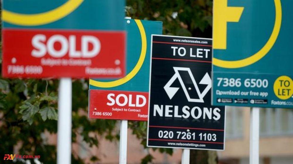 Doanh số bán nhà tăng mạnh trong tháng 3