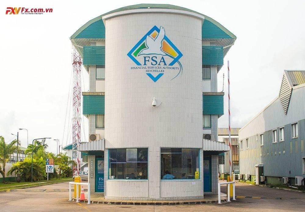 Giấy phép Financial Services Authority là gì?