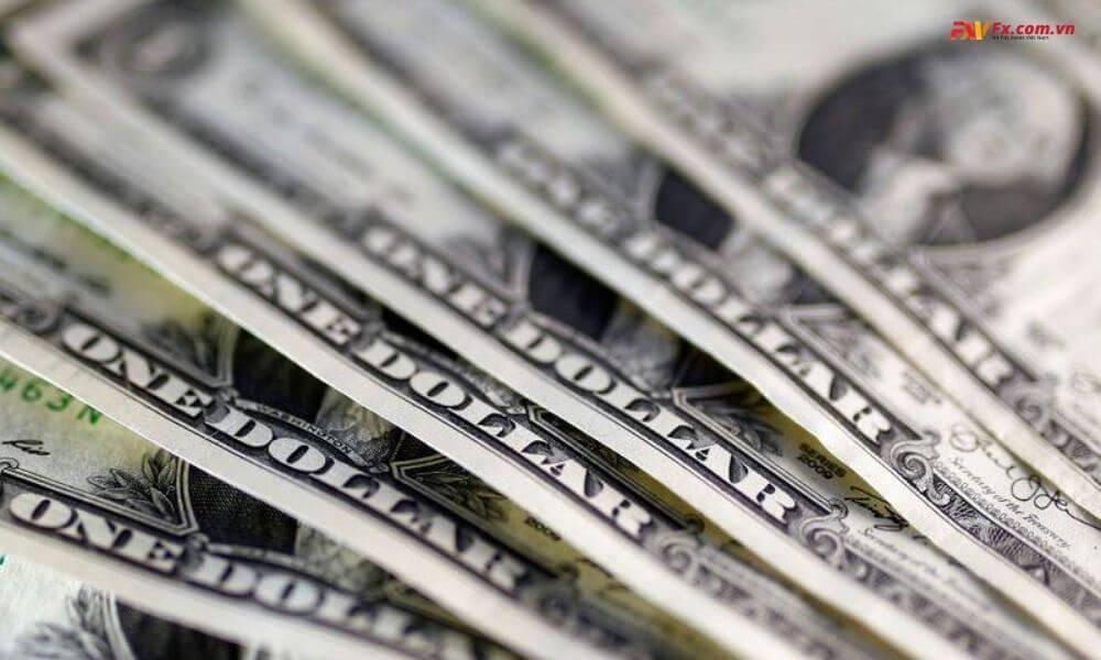Mặc dù giá đô la tăng nhưng chỉ số đô la Mỹ vẫn giảm