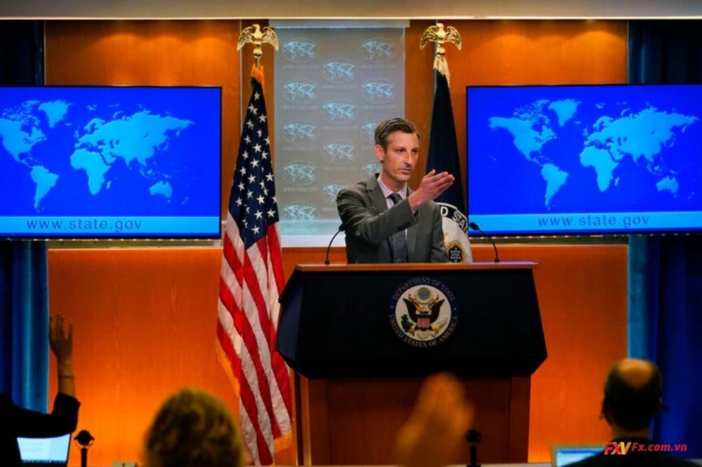 Mỹ yêu cầu Nga giải thích về hành động khiêu khích của mình