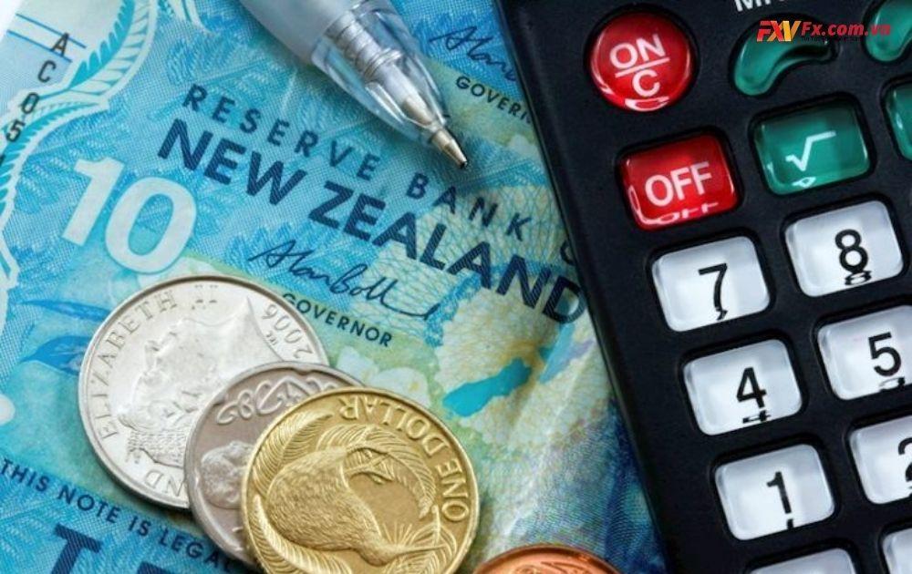 NZD/USD tăng khi đồng USD giảm