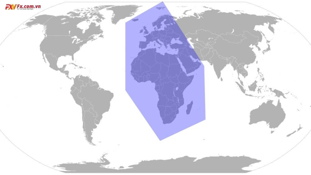 Những thông tin về khu vực EMEA