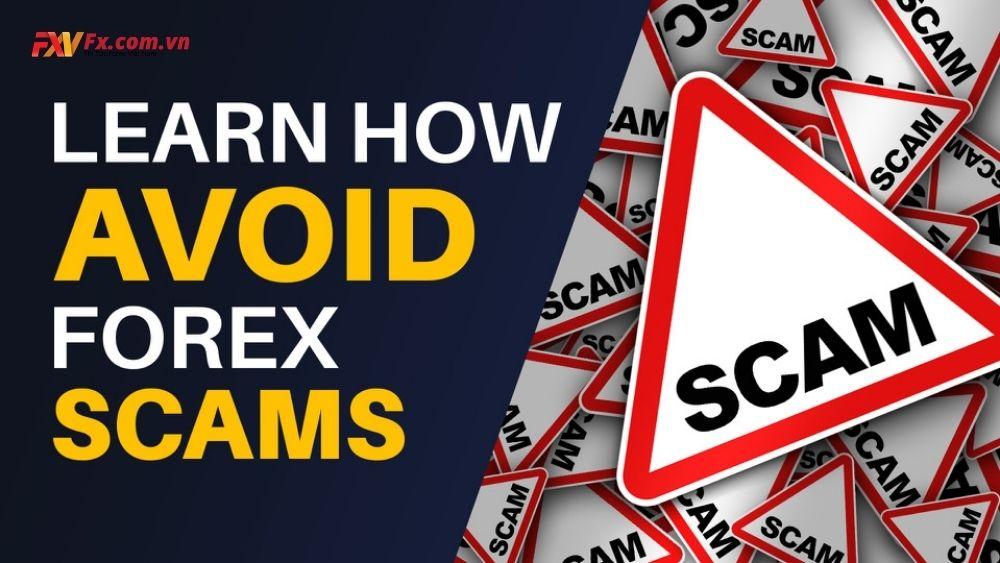 Tìm hiểu những chiêu trò lừa đảo trong Forex