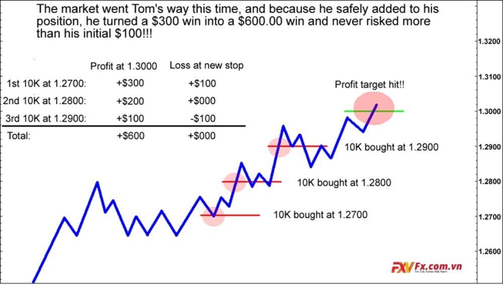 Tỷ lệ rủi ro và lợi nhuận trong ngoại hối