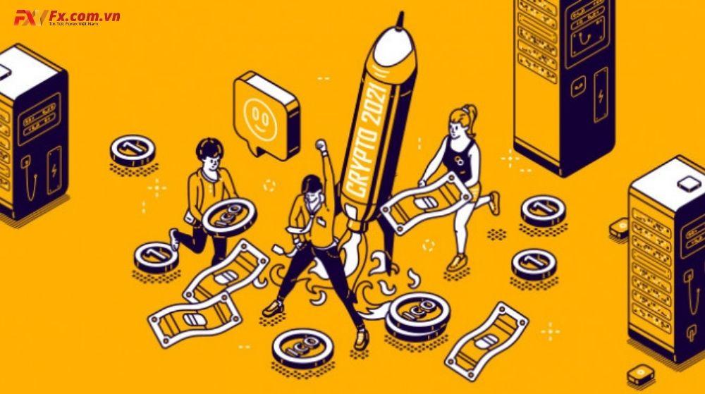 Top sản phẩm tiền ảo được chờ đón nhất năm 2021