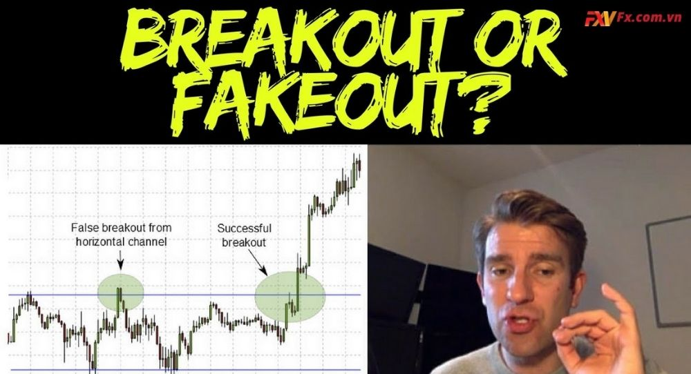 Xác nhận đột phá (breakout) và tránh đột phá ảo (fakeout)