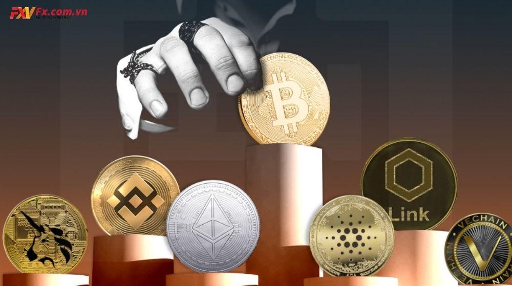Xu hướng đầu tư tiền điện tử nước ngoài