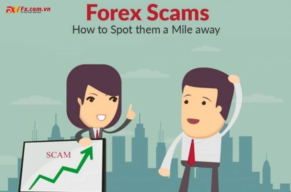 Cách sàn lừa đảo nhà đầu tư ngoại hối