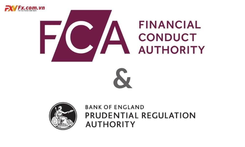 Cơ quan quản lý tại Anh FCA và PRA