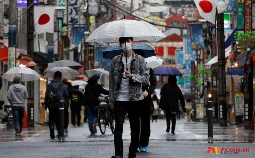 Chi tiêu hộ gia đình của Nhật Bản tháng 3 tăng so với tháng trước