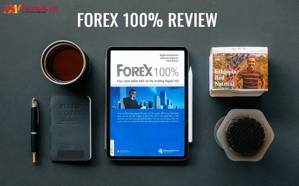 Forex 100% - Sách về Forex