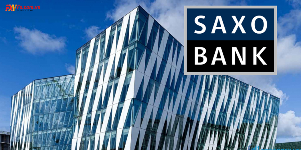 Nhà môi giới ngoại hối Saxo Bank