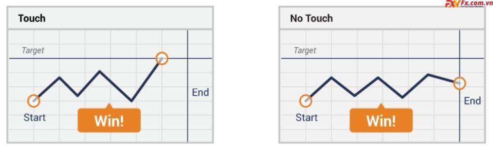 Quyền chọn chạm (Touch Options)