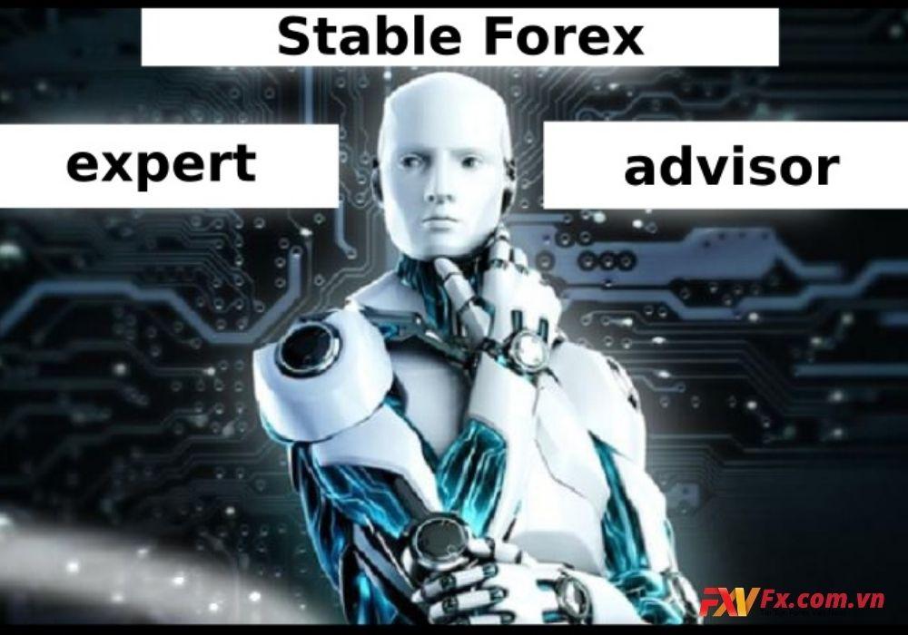 So sánh giữa robot Forex và EA