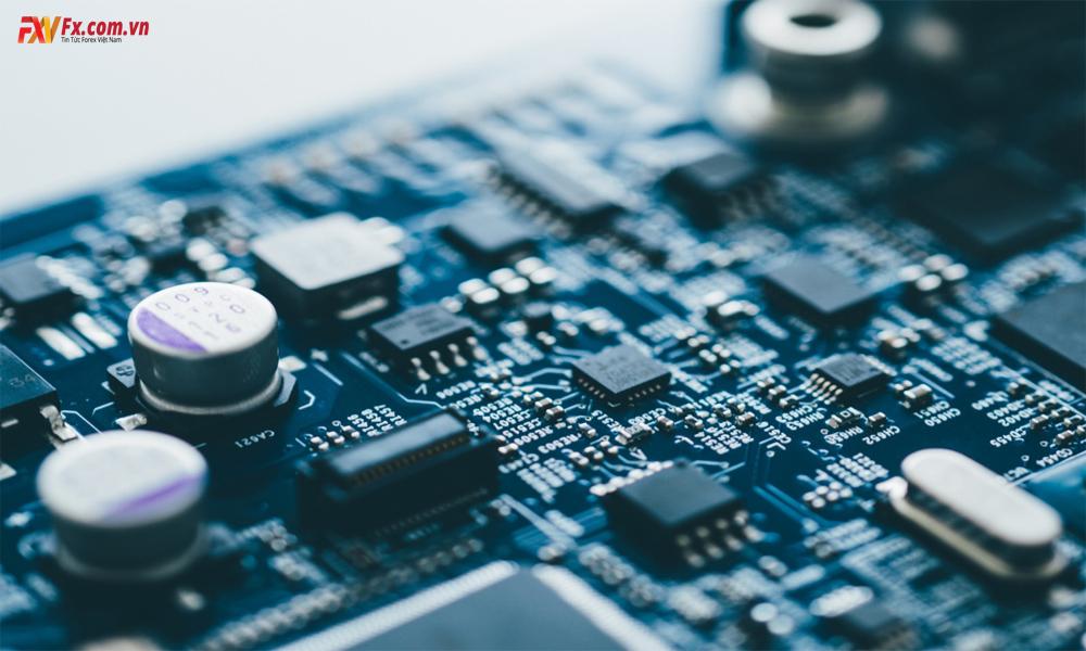 Xuất khẩu trong ngành điện tử Nhật tăng