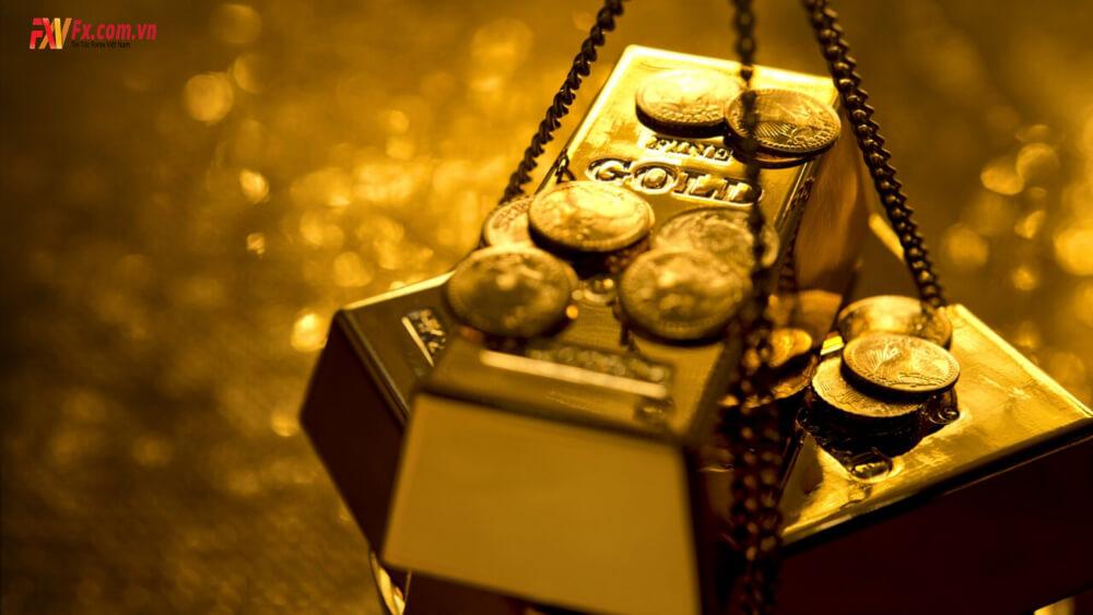 Giá vàng sẽ đạt mức cao hơn trong thời gian tới