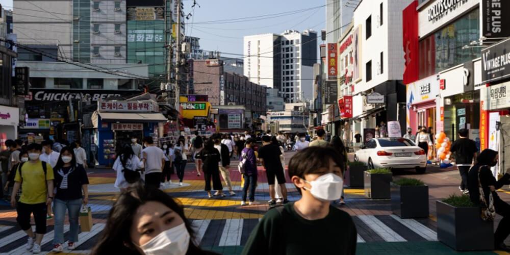 Lạm phát Hàn Quốc đạt mức cao nhất kể từ năm 2012