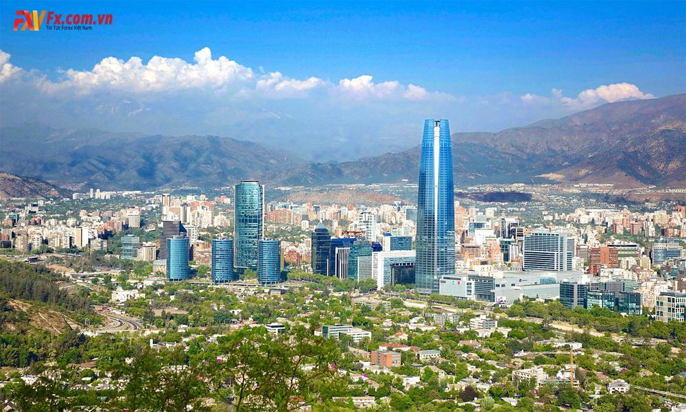 Lạm phát của Chile hàng năm đã tăng vọt lên 3,6% trong tháng 5